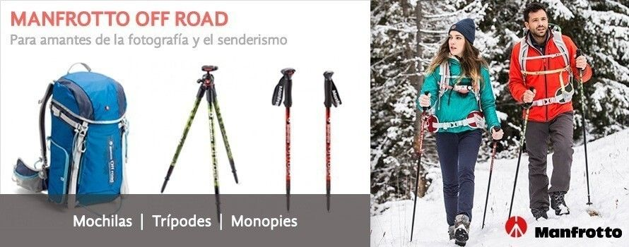 Manfrotto Serie Off Road