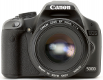 Canon EOS 500D Accessories