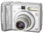 Accesorios para Canon Powershot A540