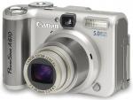 Accesorios para Canon Powershot A610