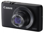 Canon Powershot S200 Accessories