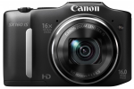 Canon Powershot SX160 IS Accessories