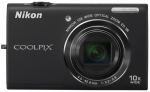 Nikon Coolpix S6200 Accessories