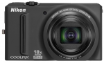 Nikon Coolpix S9100 Accessories