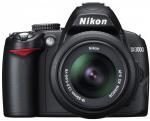 Accesorios para Nikon D3000