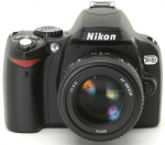 Nikon D40x Accessories