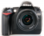 Nikon D70 Accessories