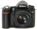 Accesorios para Nikon D80
