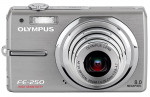 Olympus Camedia FE-250 Accessories