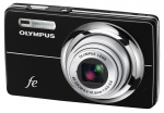 Olympus Camedia FE-5000 Accessories