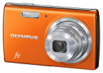Olympus Camedia FE-5040 Accessories