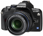Olympus E-450 Accessories