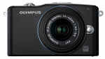 Olympus PEN E-PM1 Accessories