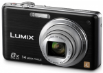 Panasonic Lumix DMC-FS30 Accessories