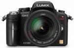 Panasonic Lumix DMC-GH1 Accessories