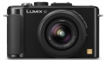 Panasonic Lumix DMC-LX7 Accessories