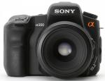 Accesorios para Sony Alpha A200