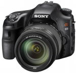 Sony Alpha A65 Accessories