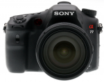Sony Alpha A77 Accessories