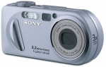 Sony DSC-P8 Accessories