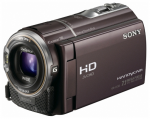 Sony HDR-CX360VE Accessories