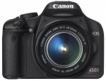 Canon EOS 450D Accessories