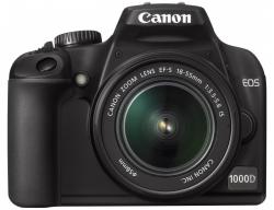 Accesorios Canon EOS 1000D