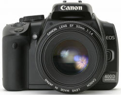 Accesorios Canon 400D