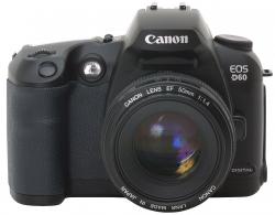 Canon EOS D60 Accessories
