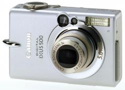 Accesorios Canon Ixus 500