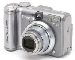 Accesorios para Canon Powershot A620