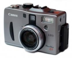 Accesorios para Canon Powershot G1