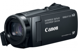 Canon VIXIA HF W10 accessories