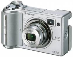 Accesorios Fuji FinePix E500