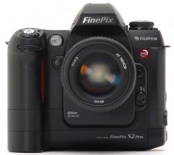 Accesorios Fuji FinePix S2 Pro