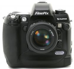 Accesorios Fuji FinePix S3 Pro