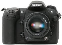 Fujifilm FinePix S5 Pro Accessories