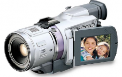 GR-DV500 accessories