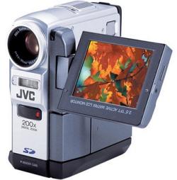 GR-DVX707 accessories