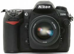 Accessories for Nikon D200