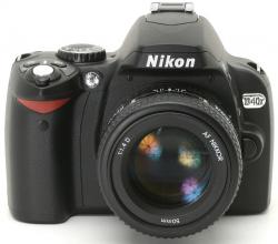 Accessories for Nikon D40x