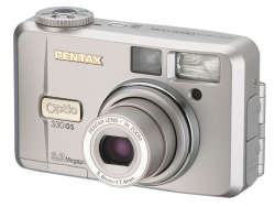 Pentax Optio 330 GS Accessories