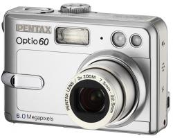 Pentax Optio 60 Accessories