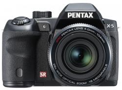 Pentax X-5 Accessories