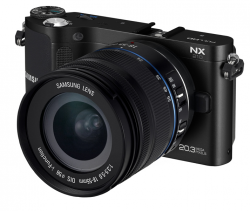 Accessories for Samsung NX210