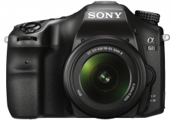 Sony Alpha A68 Accessories
