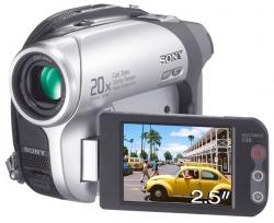 DCR-DVD92 accessories