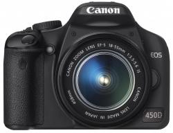 Accesorios Canon EOS 450D