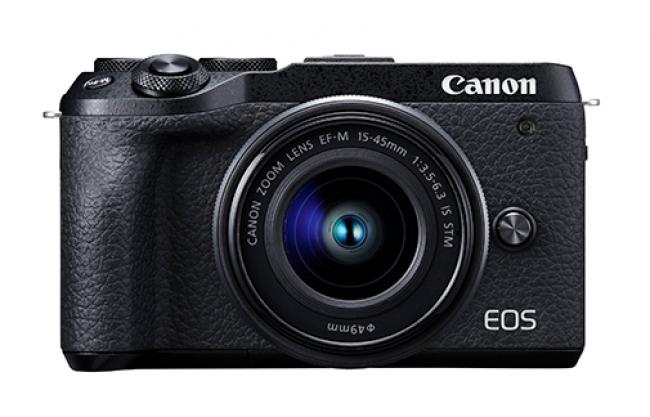 Accesorios oscurecidos a distancia desencadenador adecuado para Canon EF-M 18-150 a eos m6 m5
