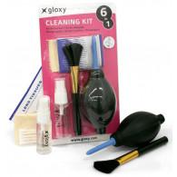 Kit de limpieza 6 en 1 Gloxy